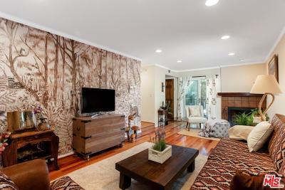 Los Angeles County Condo/Townhouse For Sale: 1611 Granville Avenue #3