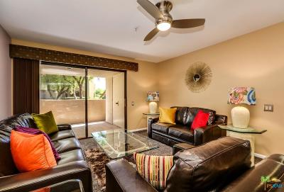 Palm Springs Condo/Townhouse For Sale: 605 East Amado Road #619