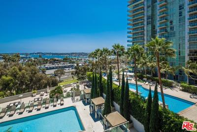 Rental For Rent: 13650 Marina Pointe Drive #702