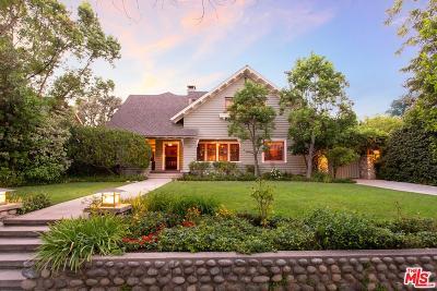 Pasadena Single Family Home For Sale: 485 Palmetto Drive