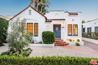 West Hollywood Single Family Home For Sale: 8819 Dorrington Avenue