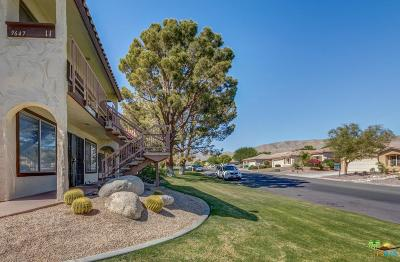 Desert Hot Springs Condo/Townhouse For Sale: 9647 Spyglass Avenue #15
