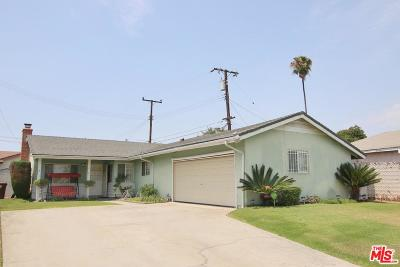 Compton Single Family Home For Sale: 2105 North Parmelee Avenue