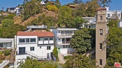 Los Angeles County Single Family Home For Sale: 2175 Broadview Terrace