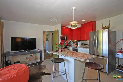 Palm Springs Condo/Townhouse For Sale: 470 South Calle Encilia #B1