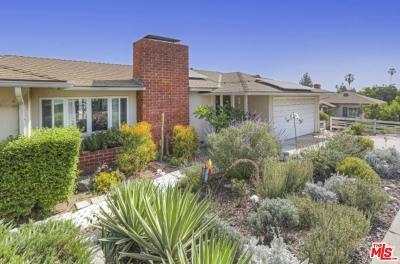 Pasadena Single Family Home For Sale: 160 Sequoia Drive