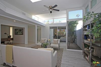 Palm Springs Condo/Townhouse For Sale: 740 East La Verne Way