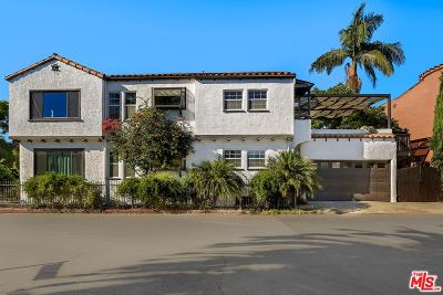 Los Angeles County Residential Income For Sale: 500 North Sweetzer Avenue