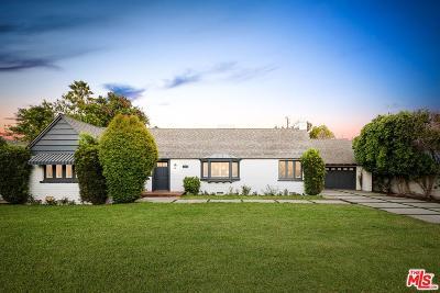 Studio City Single Family Home Sold: 4422 Lemp Avenue