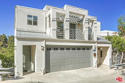 Los Angeles Single Family Home For Sale: 4836 Glenalbyn Drive