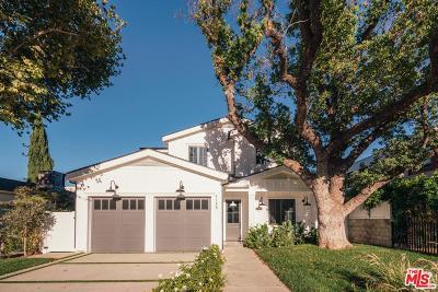 Studio City Single Family Home Sold: 4248 Vantage Avenue