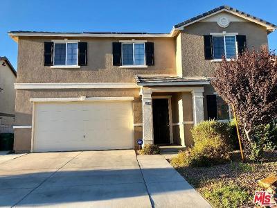 Lancaster Single Family Home For Sale: 3561 Topaz Lane