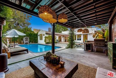 Studio City Single Family Home Active Under Contract: 4426 Irvine Avenue