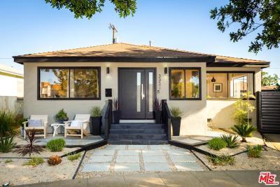 Santa Monica CA Single Family Home For Sale: $1,598,000