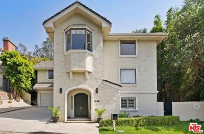 Single Family Home For Sale: 1438 North Doheny Drive