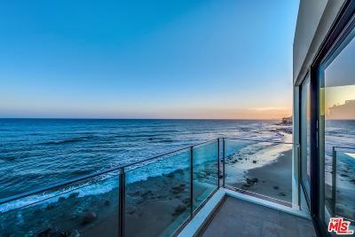 Malibu CA Single Family Home For Sale: $11,995,000