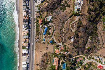 Malibu Residential Lots & Land For Sale: 22003 Pacific Coast Highway