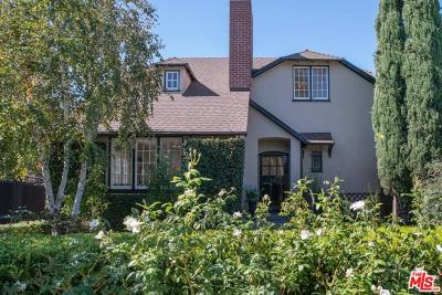 Single Family Home For Sale: 513 North Gower Street