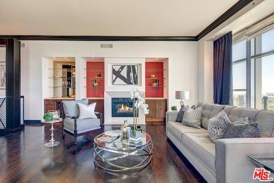 Los Angeles County Condo/Townhouse For Sale: 10776 Wilshire #404