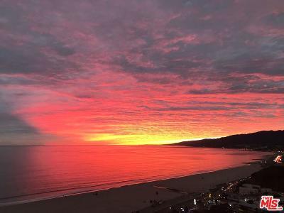 Santa Monica Condo/Townhouse For Sale: 201 Ocean Avenue #P1809