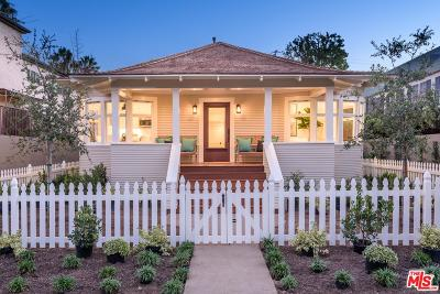 Santa Monica Single Family Home For Sale: 954 5th Street