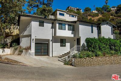 Single Family Home For Sale: 2228 Laurel Canyon