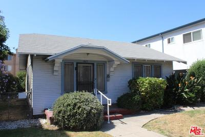 Los Angeles County Single Family Home For Sale: 1617 Barry Avenue