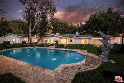 Studio City Single Family Home For Sale: 11584 Canton Drive