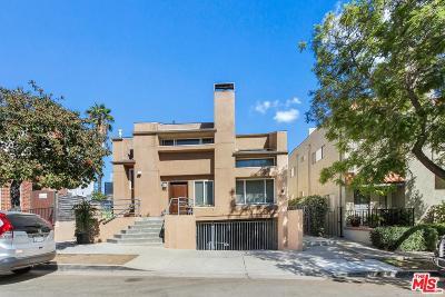 Los Angeles County Condo/Townhouse For Sale: 1822 Pandora Avenue #1