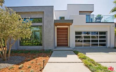 Venice Single Family Home For Sale: 1366 Palms Boulevard