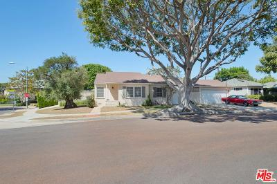 Culver City Single Family Home For Sale: 10893 Galvin Street