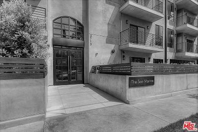 Condo/Townhouse For Sale: 3715 San Marino #206