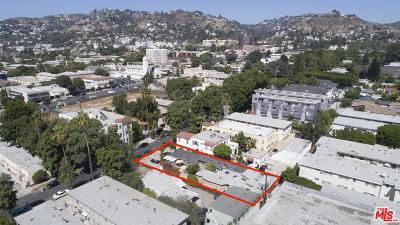 Los Angeles County Residential Income For Sale: 1200 North Orange Grove Avenue