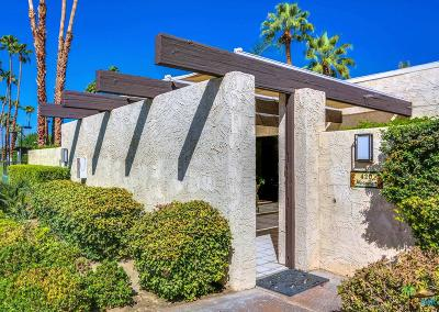 Palm Springs Condo/Townhouse For Sale: 420 North Hermosa Drive