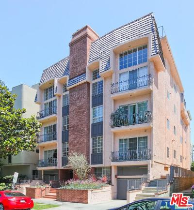 Los Angeles County Condo/Townhouse For Sale: 10960 Wellworth Avenue #201