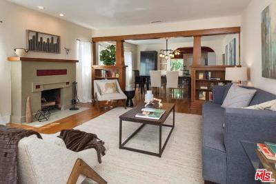 Single Family Home For Sale: 1419 North Coronado Street