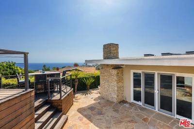 Malibu Single Family Home For Sale: 3718 Seahorn Drive