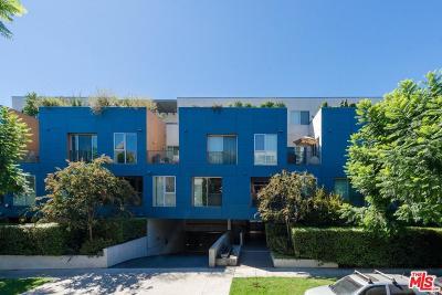 Condo/Townhouse For Sale: 855 North Croft Avenue #109