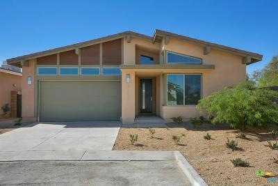 Palm Springs Single Family Home For Sale: 4151 Sadao Court