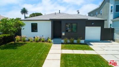 Single Family Home For Sale: 3849 Bledsoe Avenue