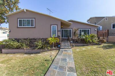 Inglewood Single Family Home For Sale: 4400 West 64th Street