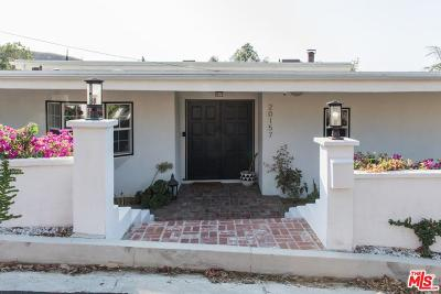 Woodland Hills Single Family Home For Sale: 20157 Delita Drive