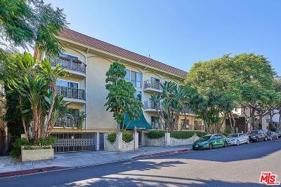 Los Angeles County Condo/Townhouse For Sale: 1045 North Kings Road #102