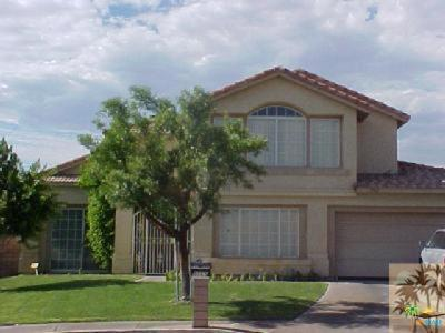 Desert Hot Springs Single Family Home For Sale: 9565 El Rio Lane
