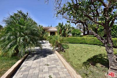 Encino Single Family Home Sold: 5181 Densmore Avenue