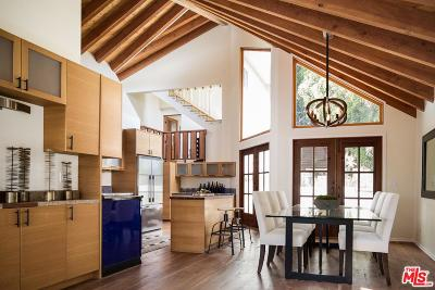Santa Monica Single Family Home For Sale: 1787 Sunset Avenue
