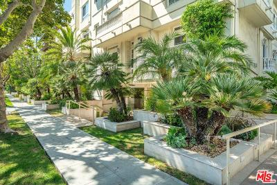 Beverly Hills Condo/Townhouse Pending: 125 South Rexford Drive #102