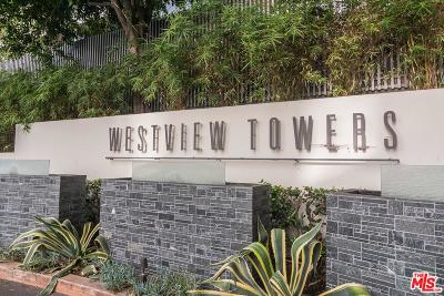 West Hollywood Condo/Townhouse For Sale: 1155 North La Cienega Boulevard #500
