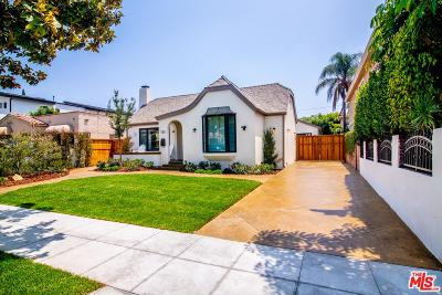 Los Angeles County Single Family Home For Sale: 722 North McCadden Place