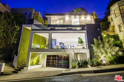 Los Angeles County Single Family Home For Sale: 1715 North Beverly Drive